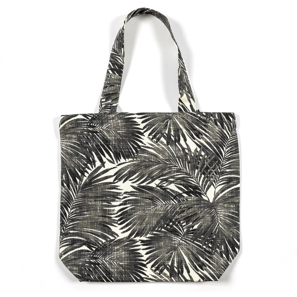 Julie Sketched Fern Shopping  Bag