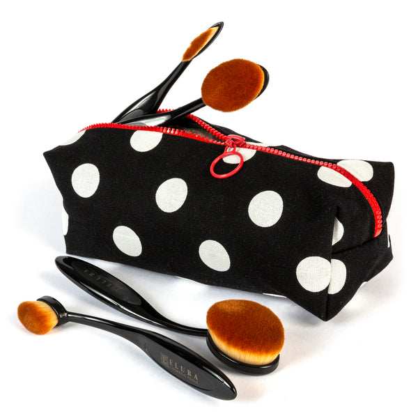 Chima Big Spot Makeup Purse