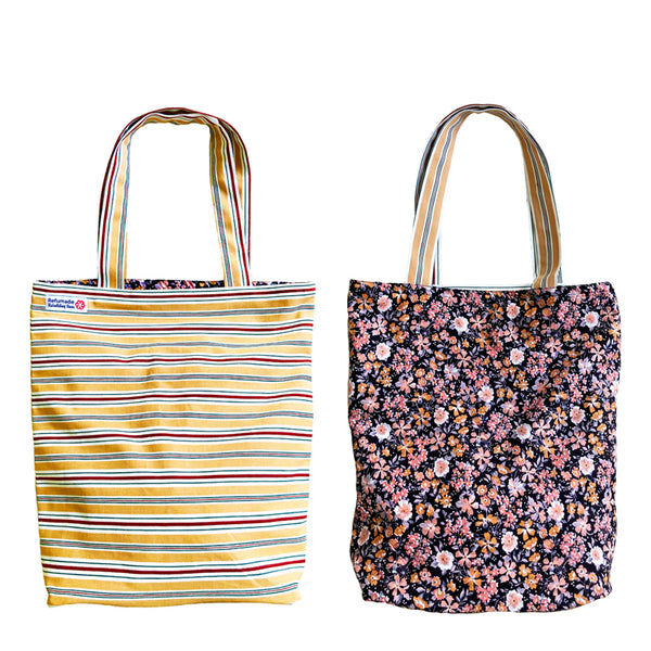 Liliane Reversible Retro/Ditsy Premium Bag