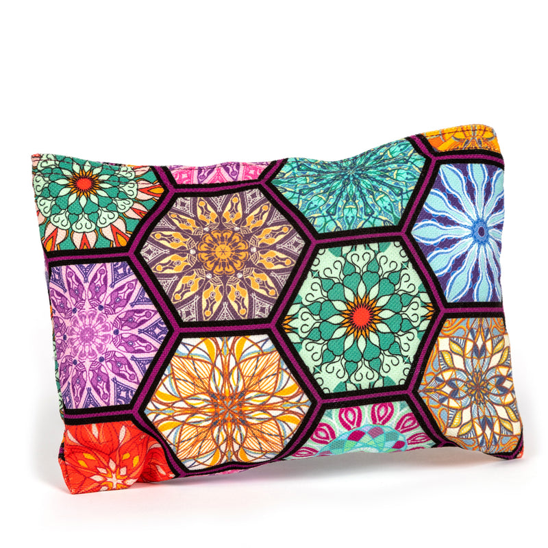 Virginie Morrocan Fiesta Tile Make-up Purse