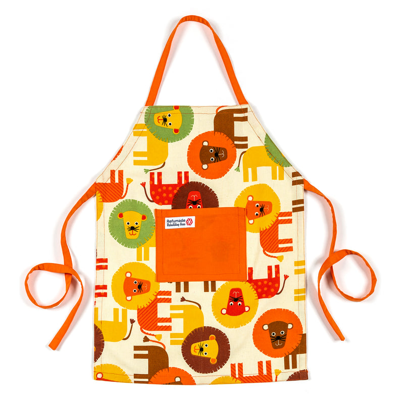 Lauraine Lennie the Lion Kids Apron
