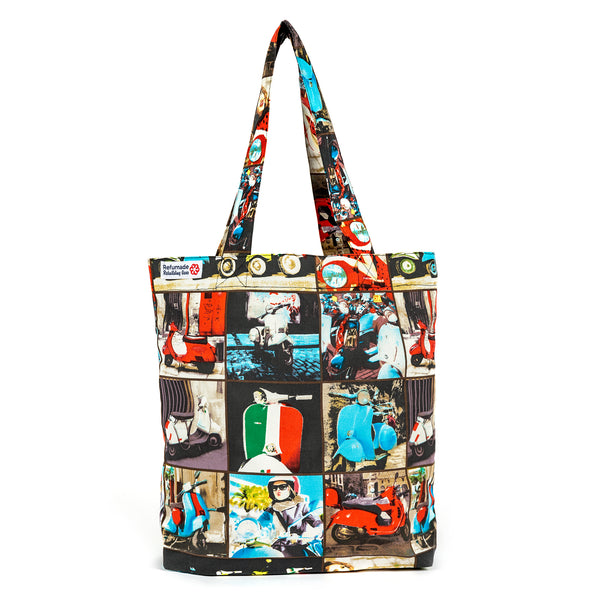 Julie Retro Italian Shopping Bag