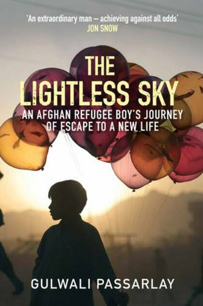 "BOOKS - ""The Lightless Sky"" and Tastes & Tales  £30"