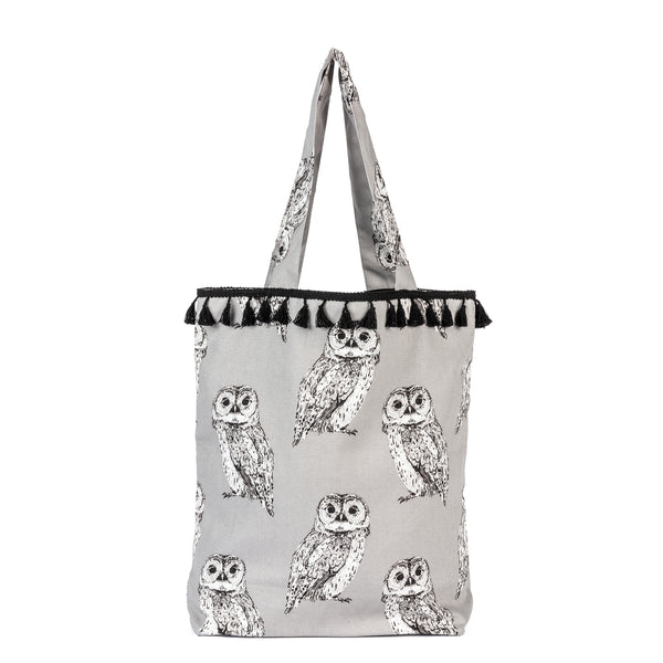 Raeda Owl Head Turner Premium Bag