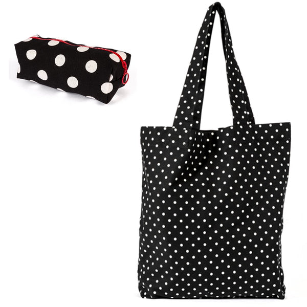 Spot on Offer Bag and Makeup Purse