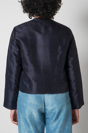 Ka Jacket Deep Blue