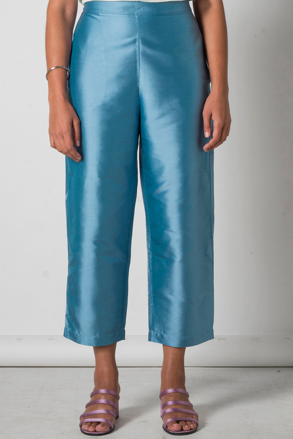 Anh Pants Electric Blue