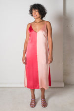 Xanh Dress Fucsia/Pink