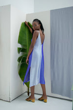 Xanh Dress- Blue