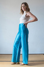 Vũ Pants Electric Blue
