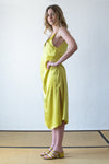 Xanh Dress Lime Green