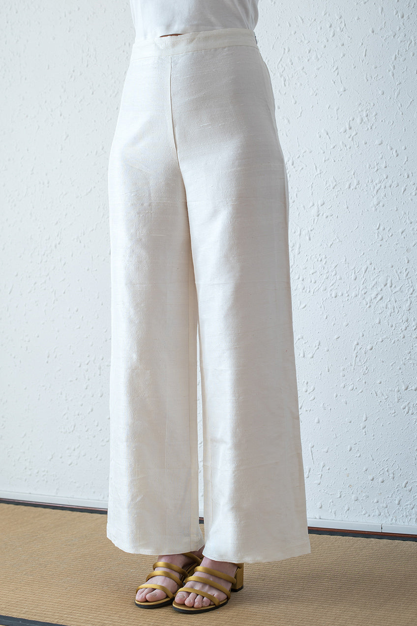 Vũ Pants White