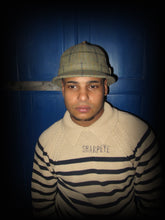 Load image into Gallery viewer, Trapper Hat - Tweed Check - reduced from £90