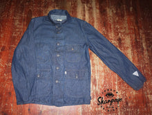 Load image into Gallery viewer, Luftwaffe Jacket - Japanese Denim - (1-in-Ten) - reduced from £175