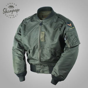 Original USAF L2B Jacket - Sage - (1-in-Ten)
