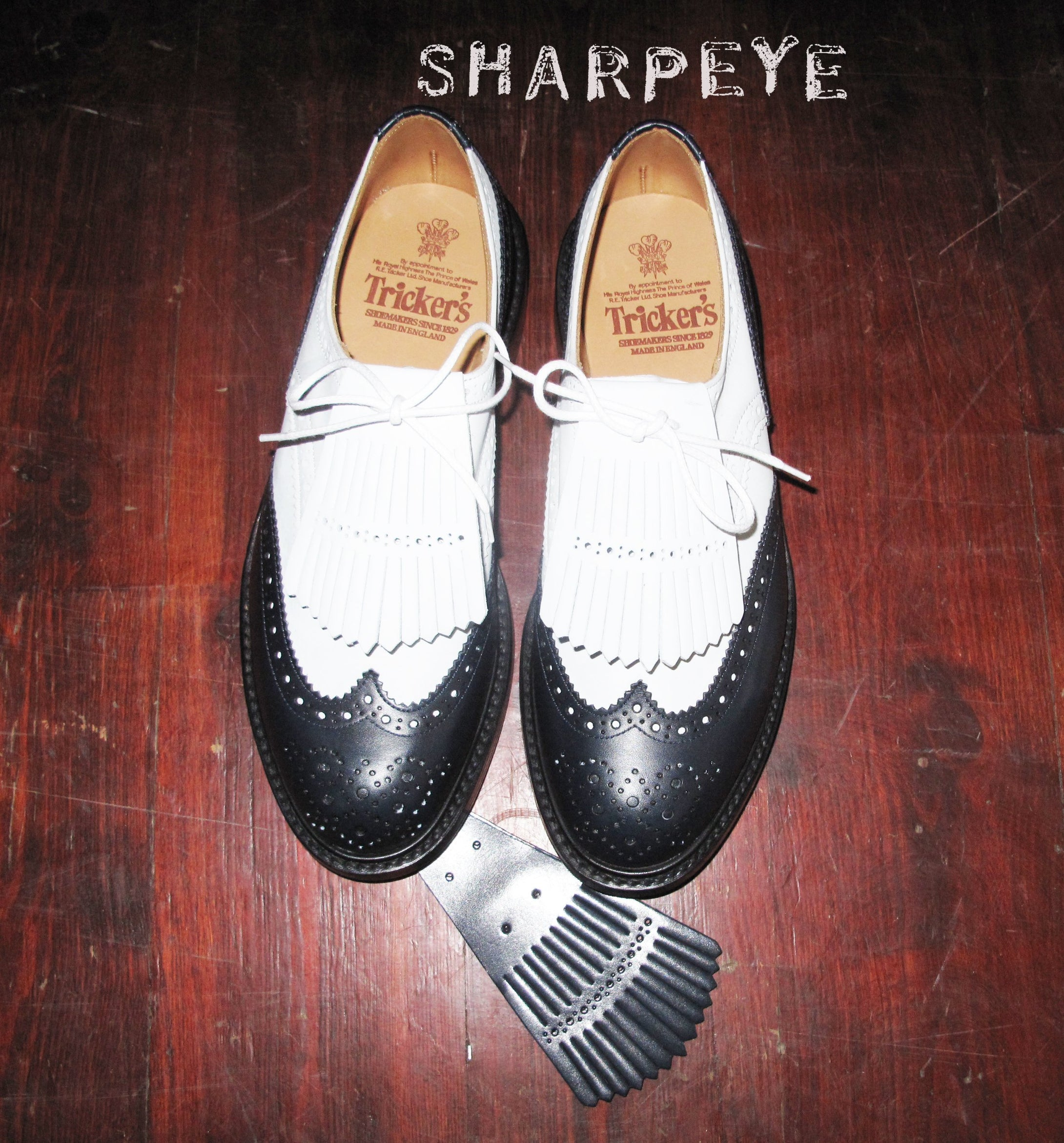 Trickers & Sharpeye Collaboration Brouges (Made To Order)