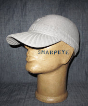 Load image into Gallery viewer, Knitted B-Ball Cap Grey