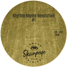 Load image into Gallery viewer, Rhythm Rhyme Revolution #1 - CD (Limited Edition - 500 Pressed)