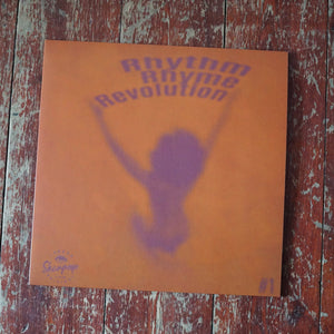 Rhythm Rhyme Revolution #1 - Vinyl LP Record (Limited Edition - 300 Pressed)