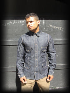 Safari Shirt - Denim (1-in-Ten) Engineered