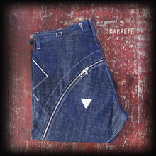 Load image into Gallery viewer, ZipSkinnerz - New 1960s Levis Cowboy Cut Legs (1-in-Ten) Engineered