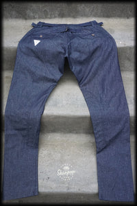 Jockie Pants - Japanese Denim (1-in-Ten) Engineered