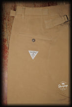 Load image into Gallery viewer, Jockie Pants - Tan Japanese Cotton Cavalry Twill (1-in-Ten) Engineered