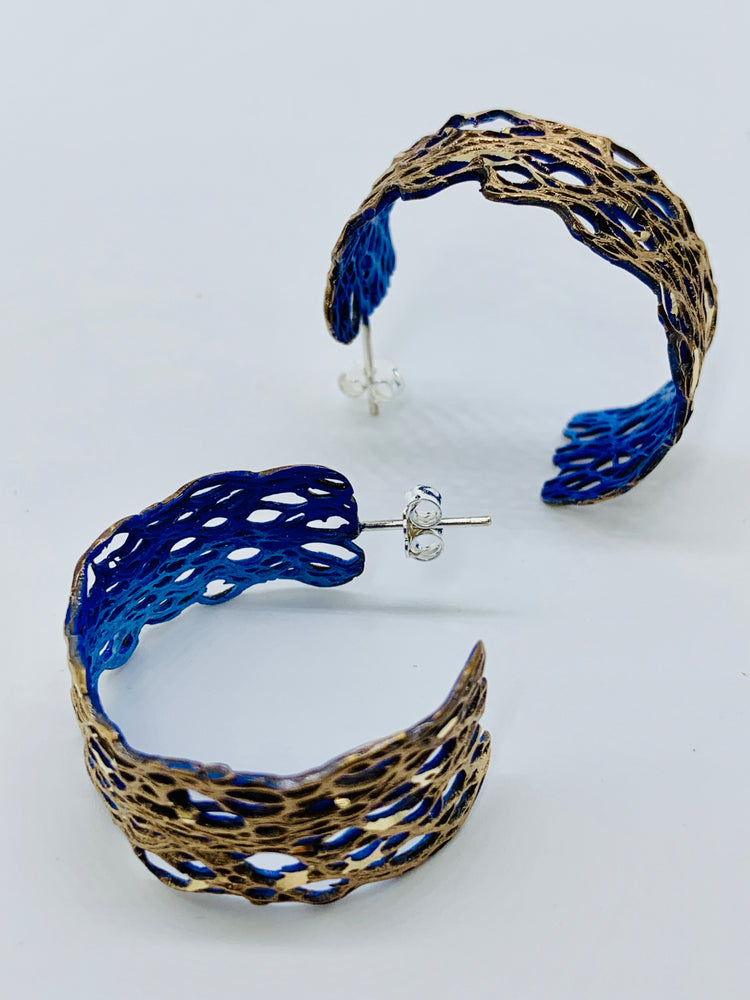 TRECY Hoops Earrings