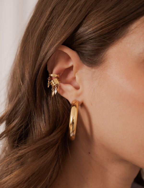 Buckle Ear Cuffs ALENIA