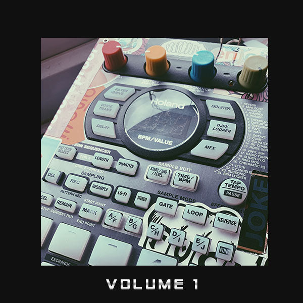 Lo-fi Drums Vol.1