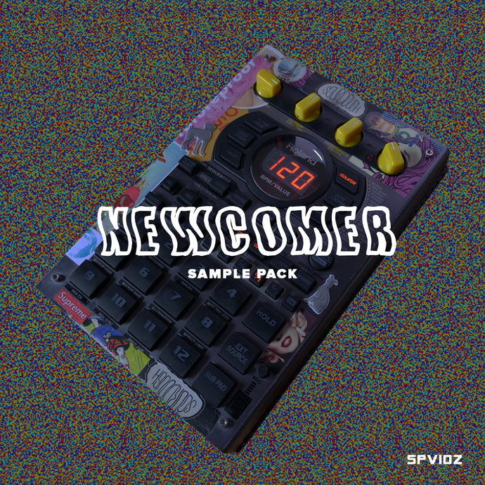 'Newcomer' Lofi Sample Pack