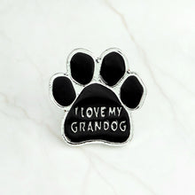 Load image into Gallery viewer, Inspirational Dog Lovers Quote Enamel Pins for Shirt, Hat, Jacket, Hoodie or Bag