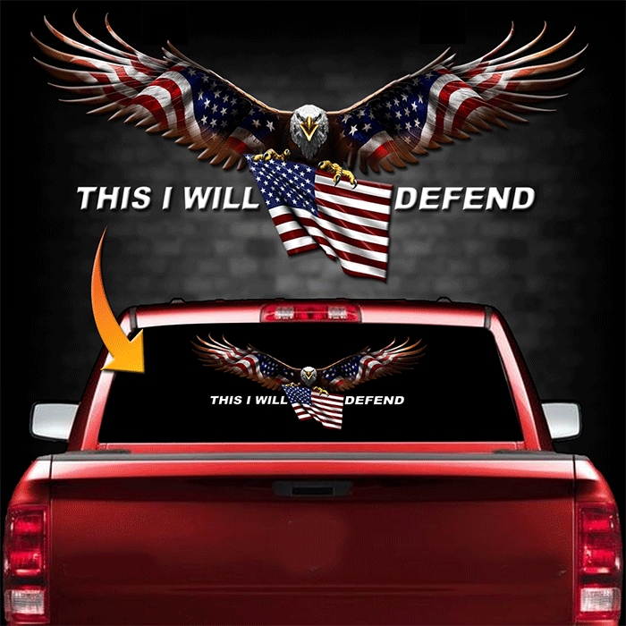 This I Will Defend 2
