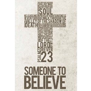 Someone To Believe