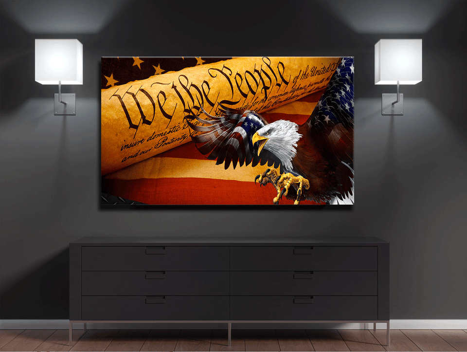 We The People Canvas