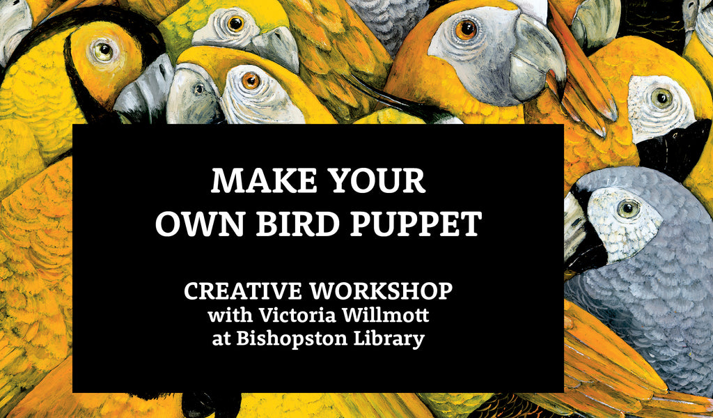 FREE Creative Workshop with Victoria Willmott | Storytale Fest