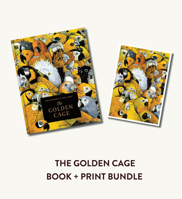 The Golden Cage Gift Bundle