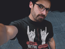 Laden Sie das Bild in den Galerie-Viewer, KNOW THE DIFFERENCE | Premium T-Shirt | Rock'N'Shirt