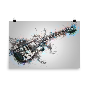 Electric Guitar | Poster