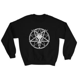 DEMONIC SKULL | Sweatshirt Unisex | Rock'N'Shirt