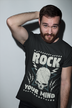 Laden Sie das Bild in den Galerie-Viewer, ROCK YOUR MIND| Kurzärmliges T-Shirt | ROCK'N'SHIRT