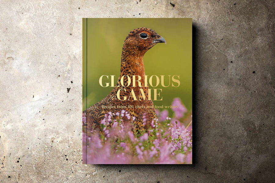 Glorious game cookbooks make perfect Christmas gifts