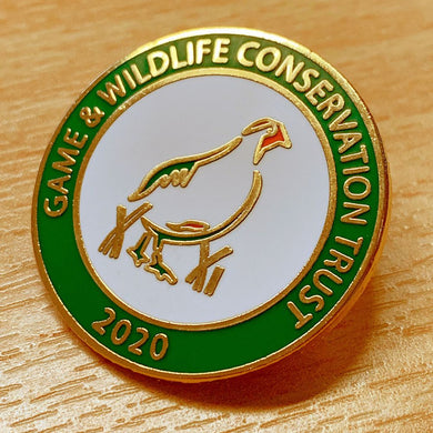 2020 GWCT Supporters Badge