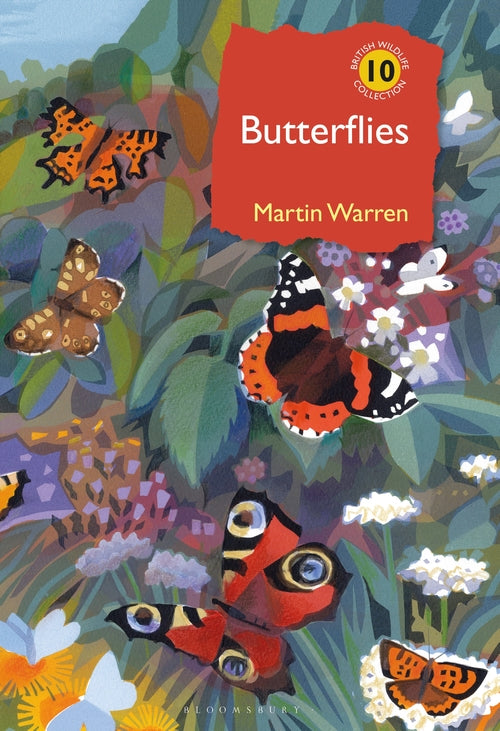 Butterflies: A Natural History (British Wildlife Collection)