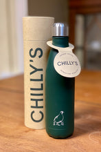 Load image into Gallery viewer, 500ml GWCT Exclusive 'Green' Chilly's Bottle