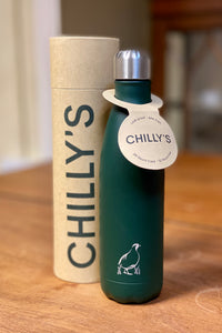 500ml GWCT Exclusive 'Green' Chilly's Bottle