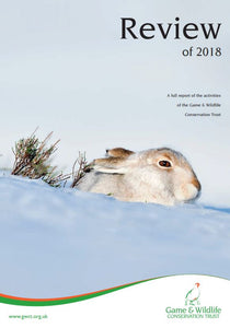 GWCT Annual Review 2018 - eBook