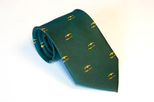 GWCT Tie - Grouse Covey Motif