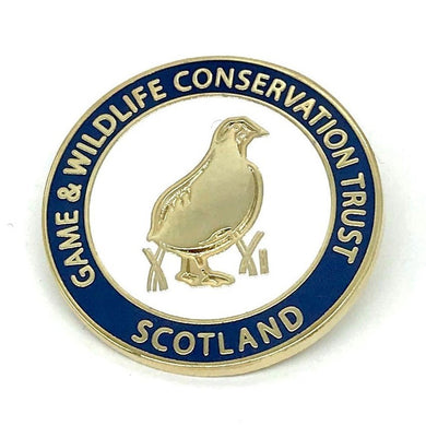 GWCT Scotland Supporters Badge