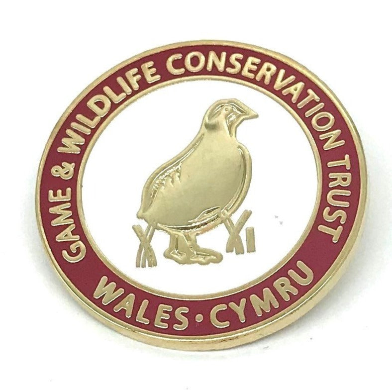 GWCT Wales Supporters Badge